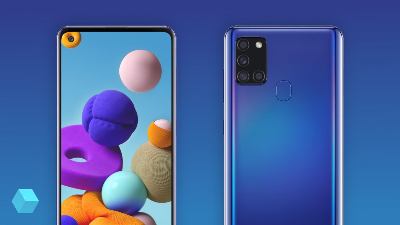 Смартфоны Samsung Galaxy A21s