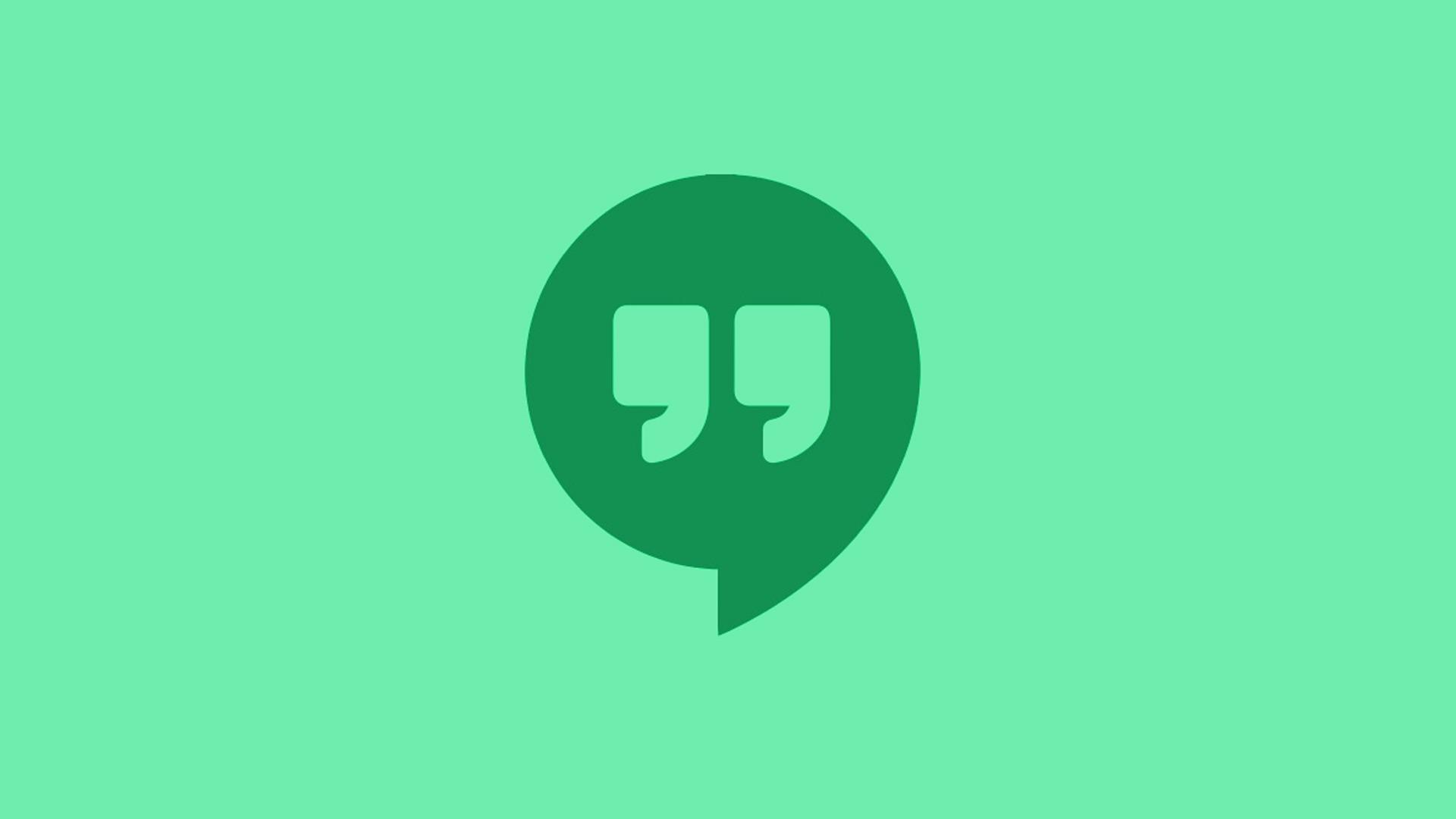 Google может закрыть мессенджер Hangouts к 2020 году