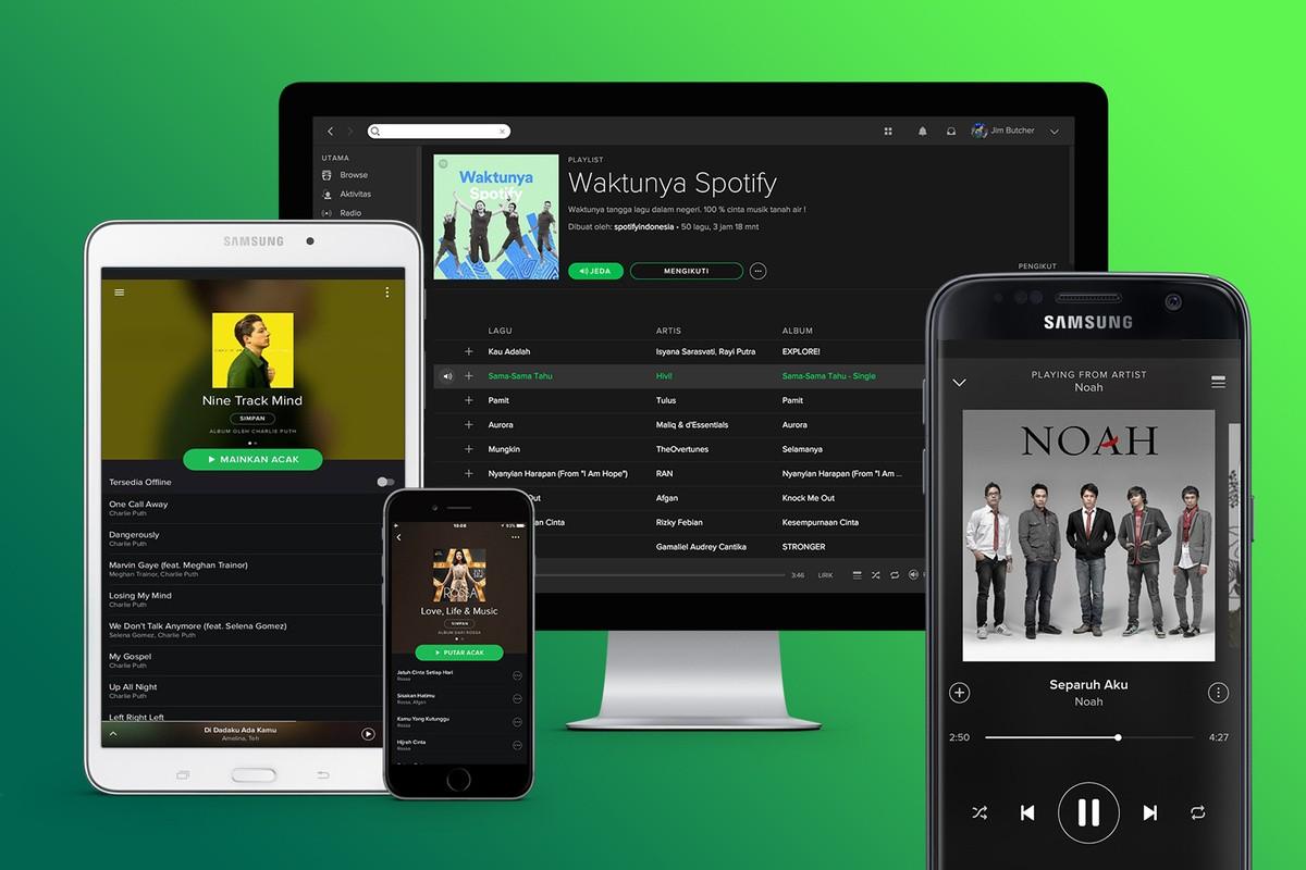 Spotify наконец-то появится в России?1