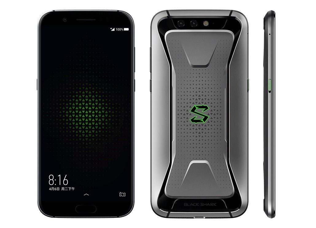 Xiaomi представила игровой смартфон Black Shark2