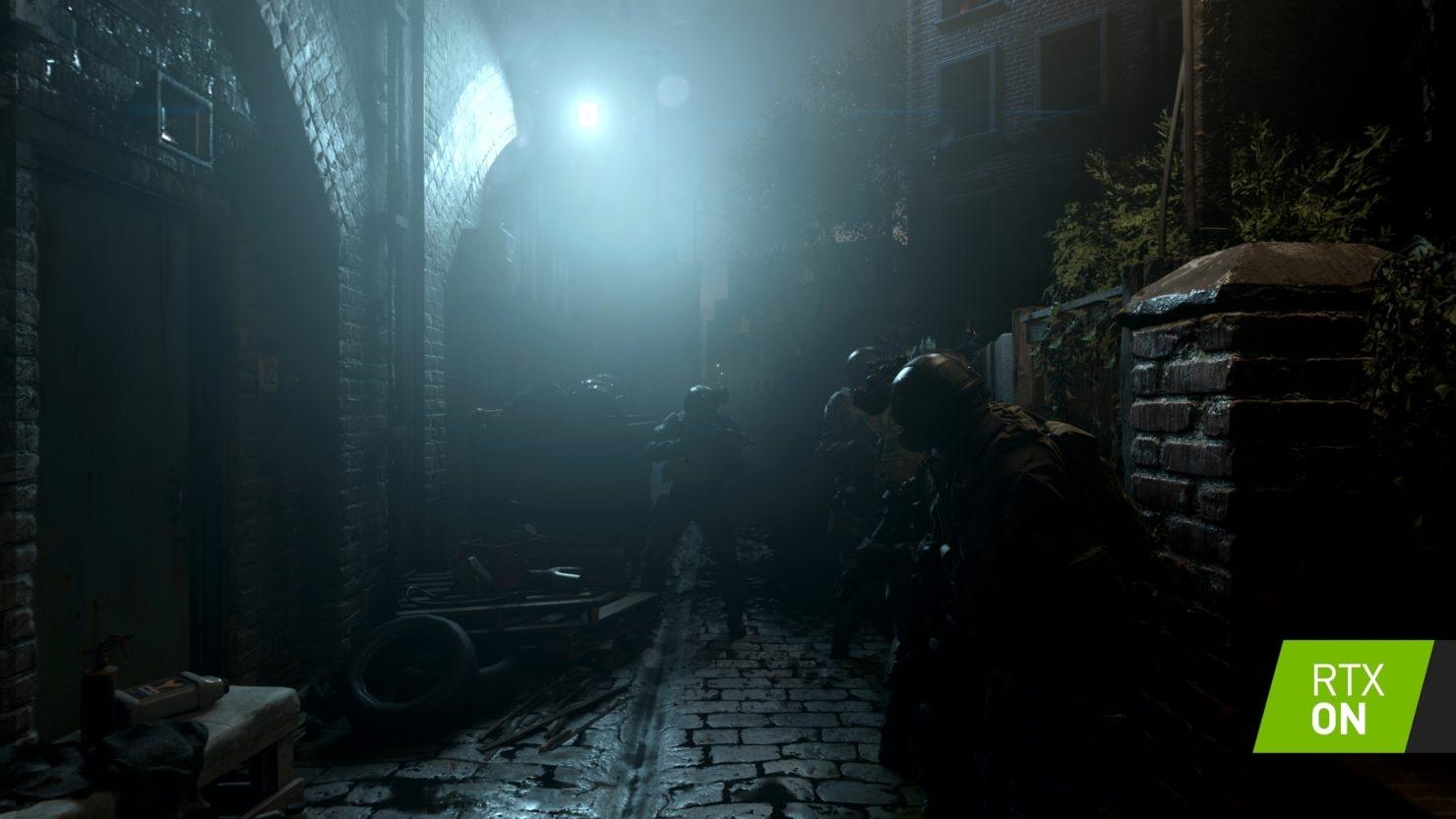Nvidia показала футуристический Watch Dogs: Legion и Minecraft с рейтрейсингом9