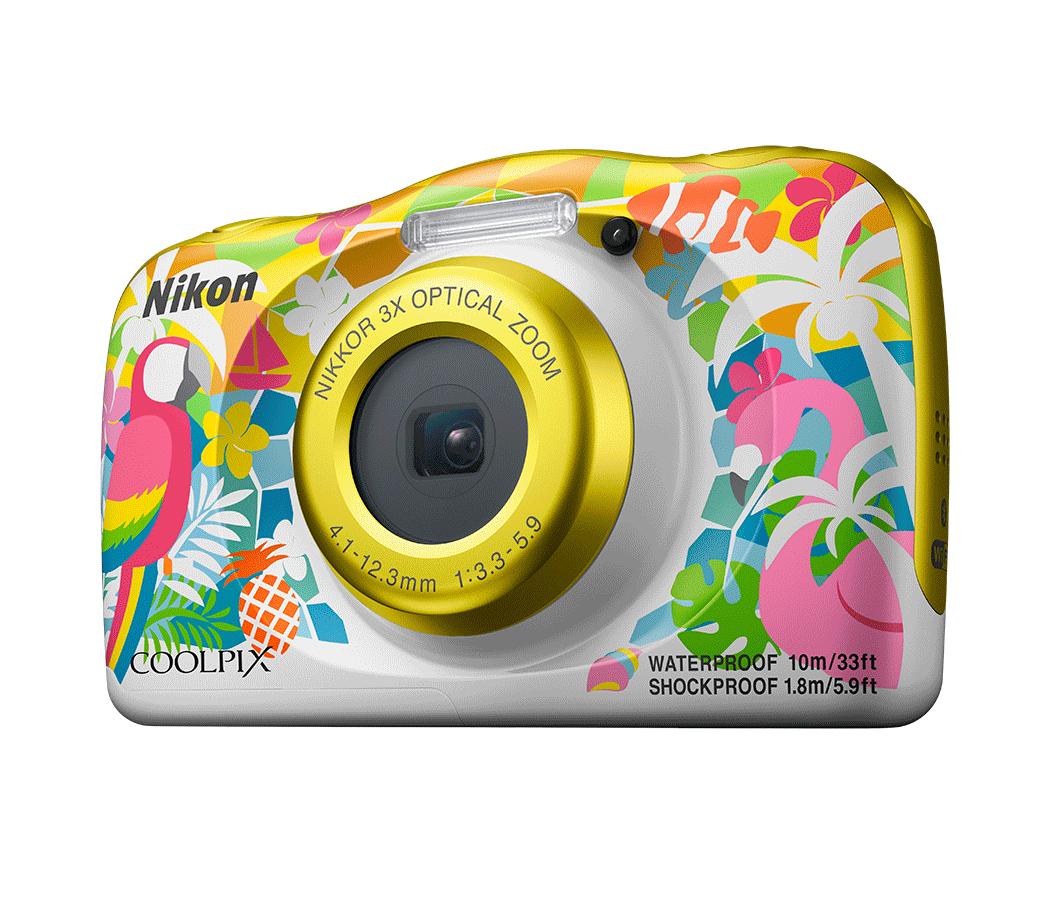Nikon Coolpix W150 — камера, которая всегда с тобой4