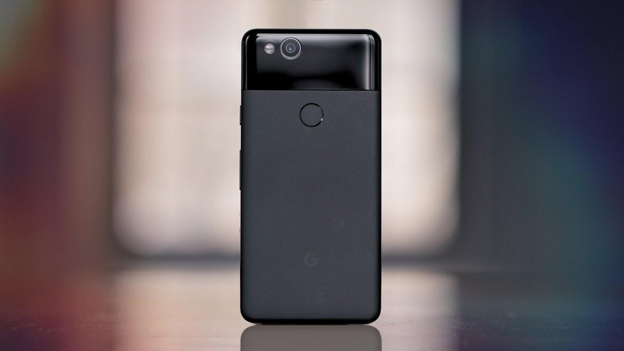 Google продала 3,9 миллиона смартфонов Pixel в 2017 году