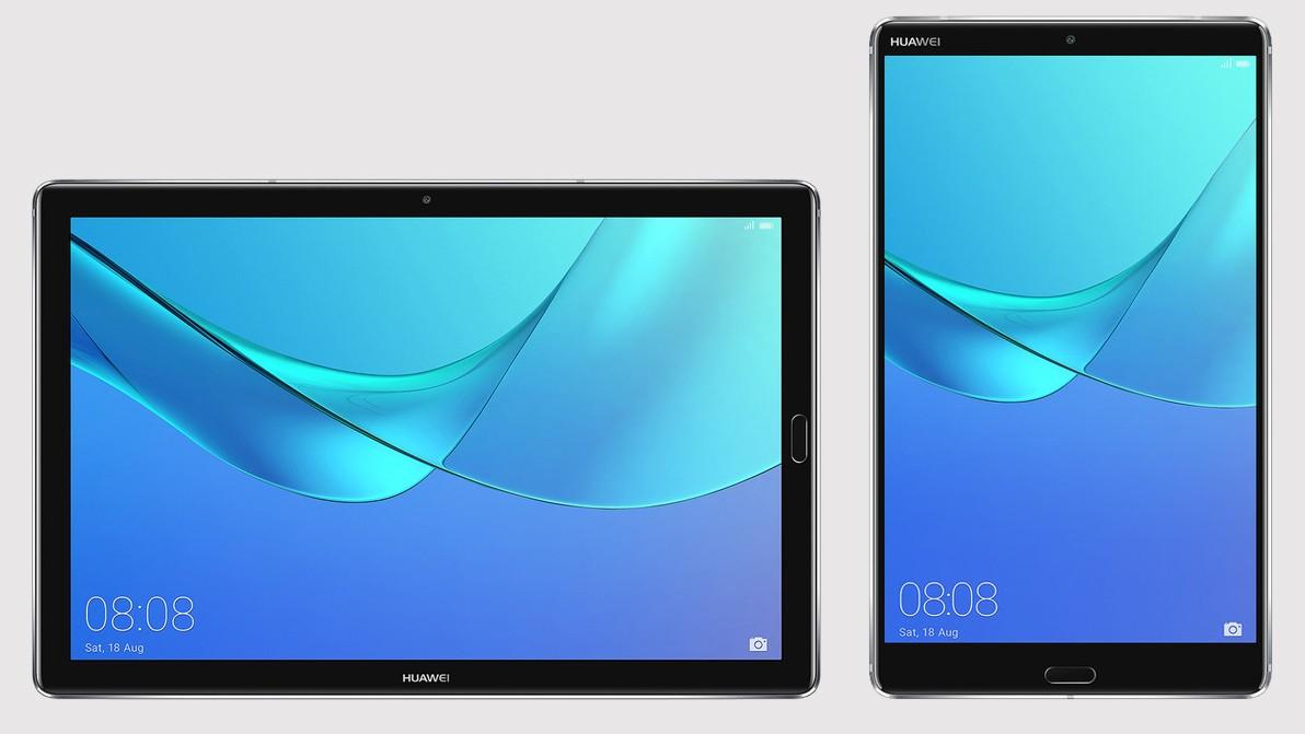 Huawei объявила российские цены планшета MediaPad M5