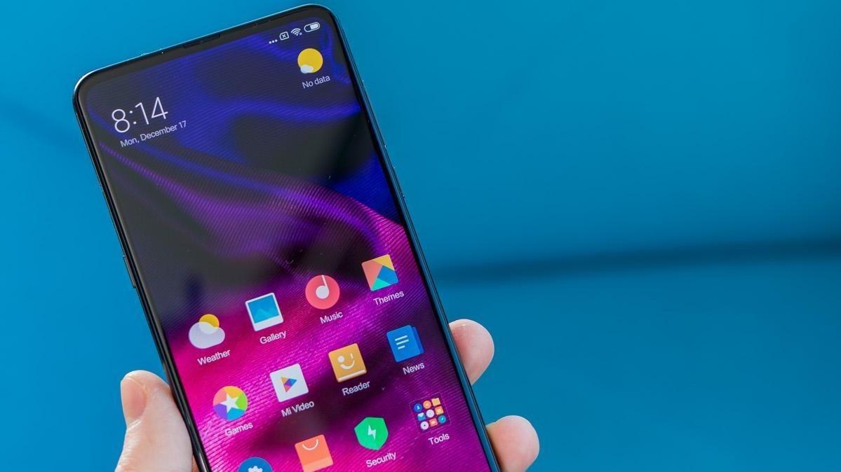 Дисплей Xiaomi Mi MIX 5G может занять более 100% площади фронтальной стороны