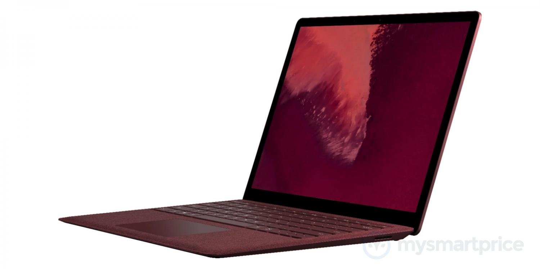 Microsoft Surface Laptop 2 выйдет в чёрном корпусе2