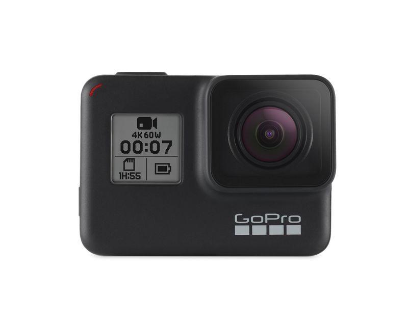 GoPro представила Hero 7 в трёх версиях6
