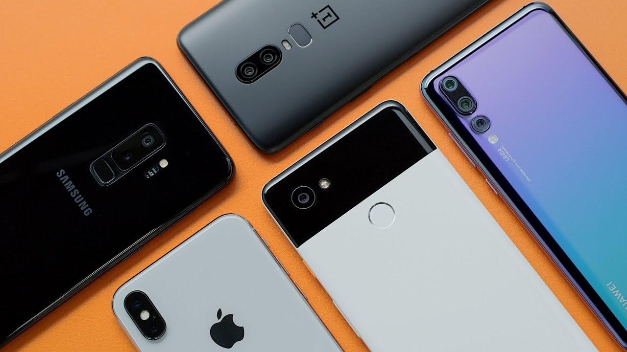 «Роскачество» обновило рейтинг лучших смартфонов