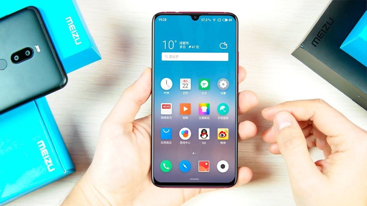 Meizu Note 9 со скидкой 23% на AliExpress