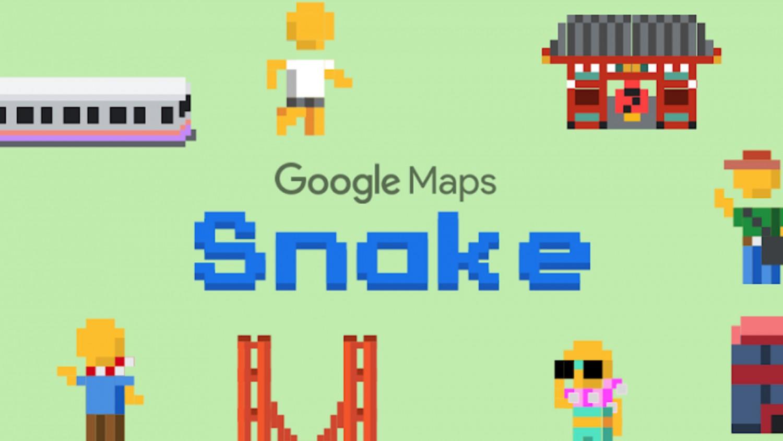 В «Google Картах» появилась «змейка» по городам
