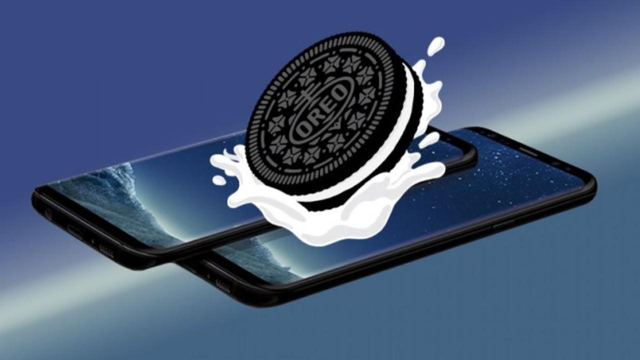 В России началось обновление Samsung Galaxy S8 и S8+ до Android Oreo