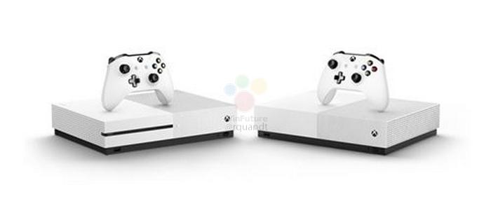 Microsoft перевыпустит консоль Xbox One S без оптического привода3