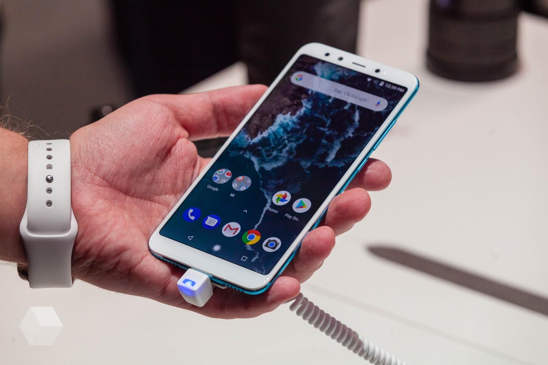 Xiaomi Mi A2 и Mi A1: что изменилось?4