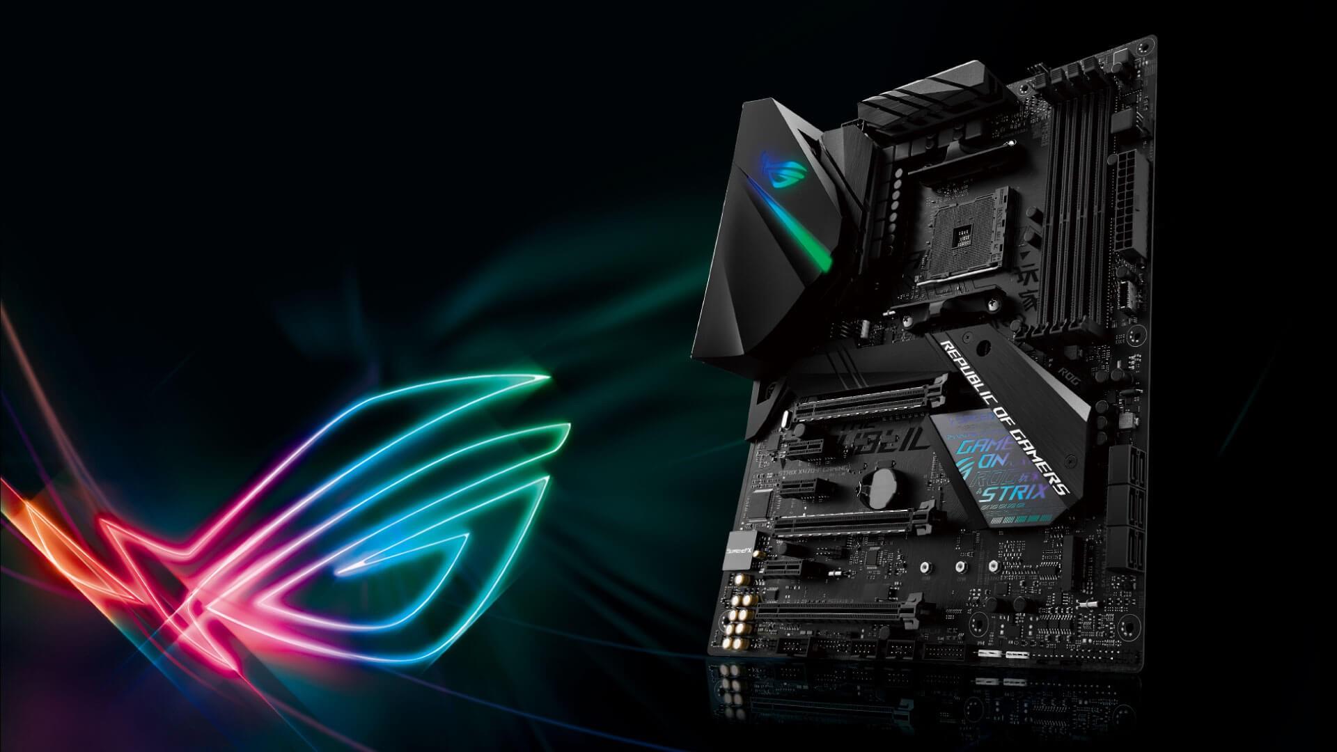 Asus анонсировала начало продаж материнских плат для процессоров AMD Pinnacle Ridge