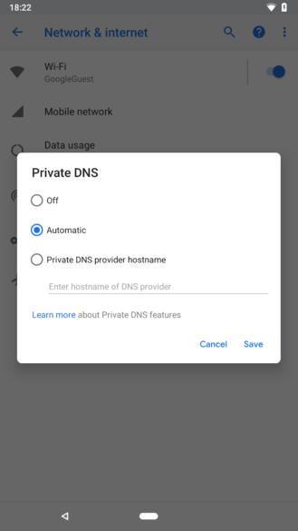 Android P получит управление жестами1