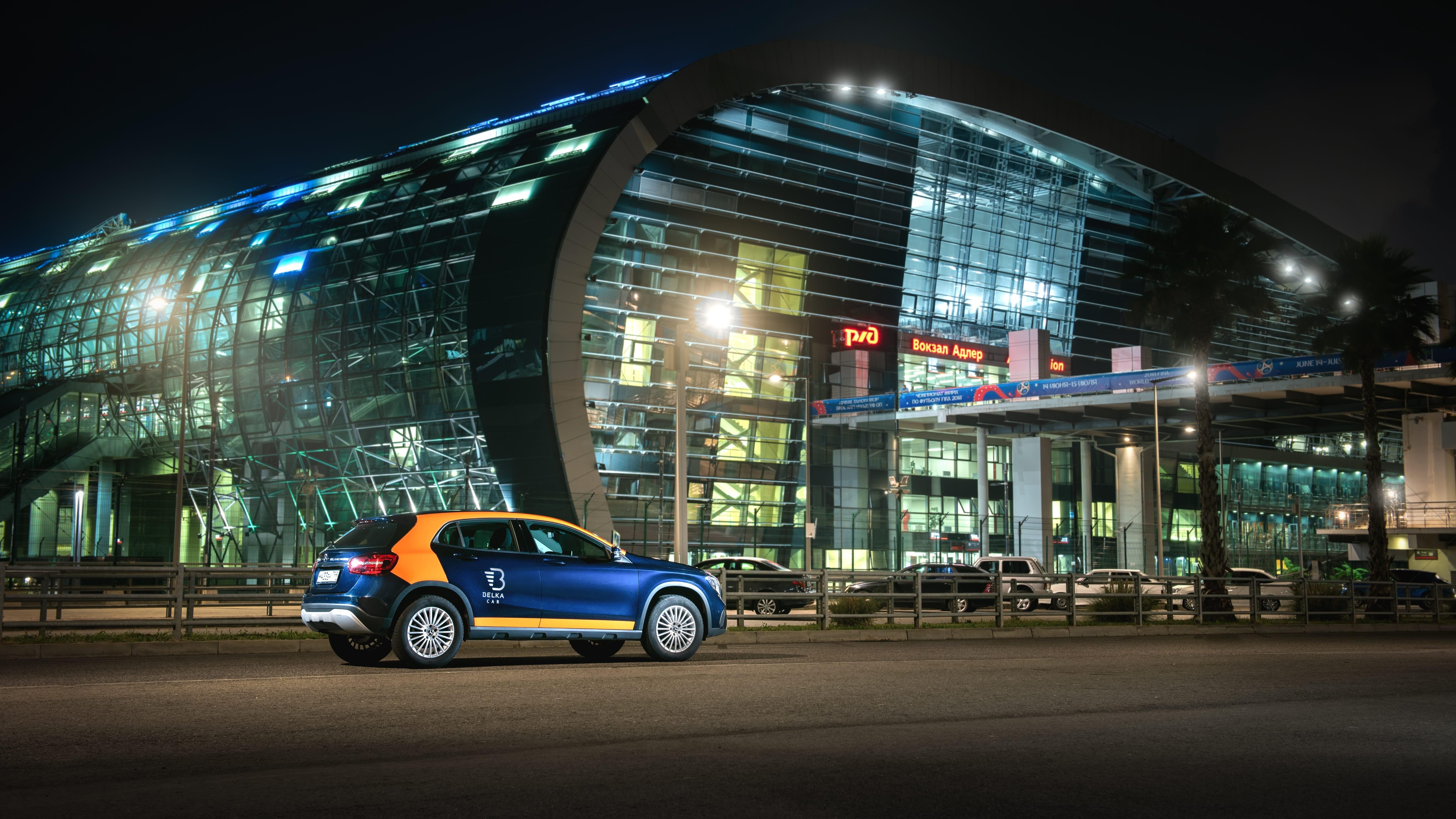 Каршеринг BelkaCar запускается в Сочи