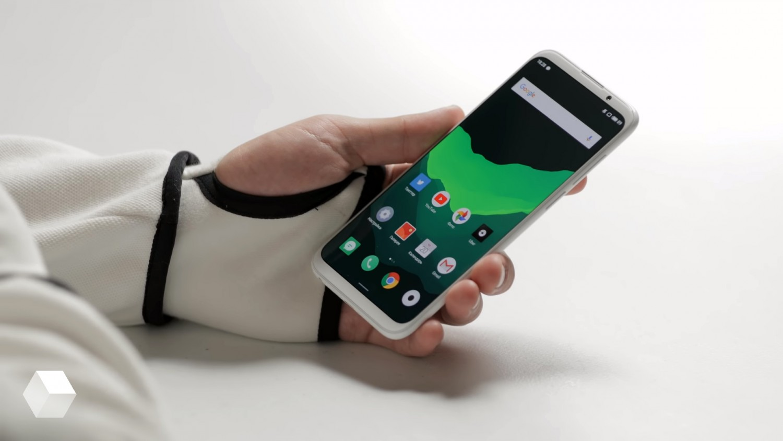 Фотографии игрового смартфона Meizu 16T
