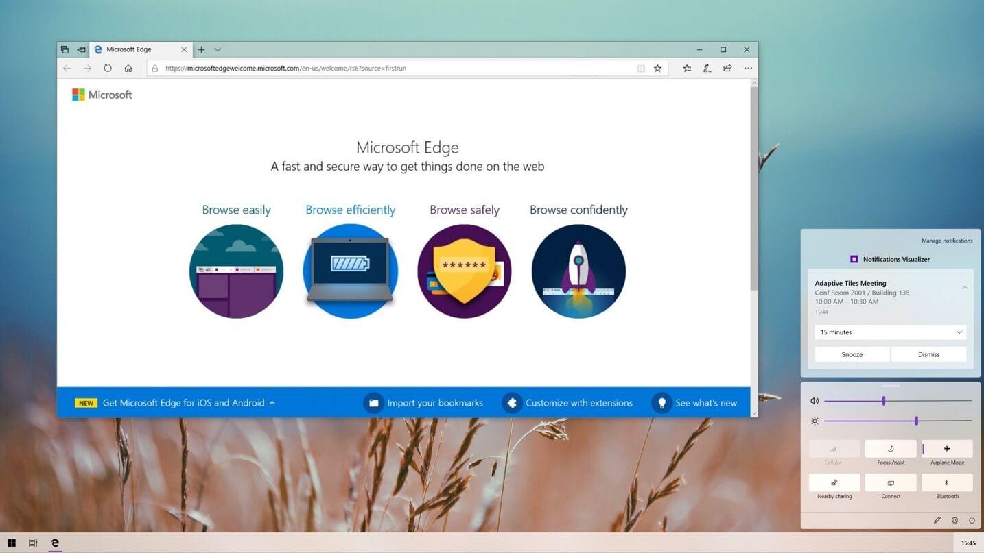 Project Pegasus может привнести возможности Windows 10X на традиционные ПК1