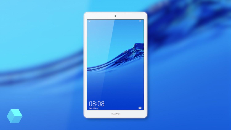Huawei MediaPad M5 Youth Edition: стереодинамики и батарея на 5100 мАч