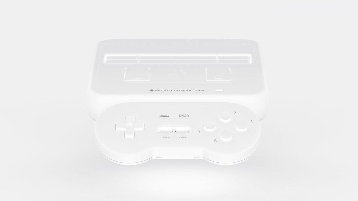 Лимитированная SNES от Analogue с кастомными звуками от артистов Ghostly