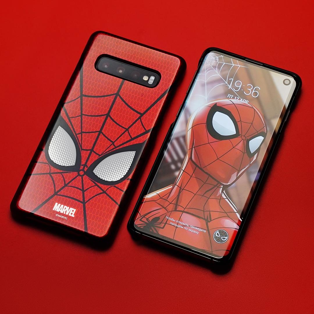 Samsung и Disney выпустили чехлы в дизайне Marvel4