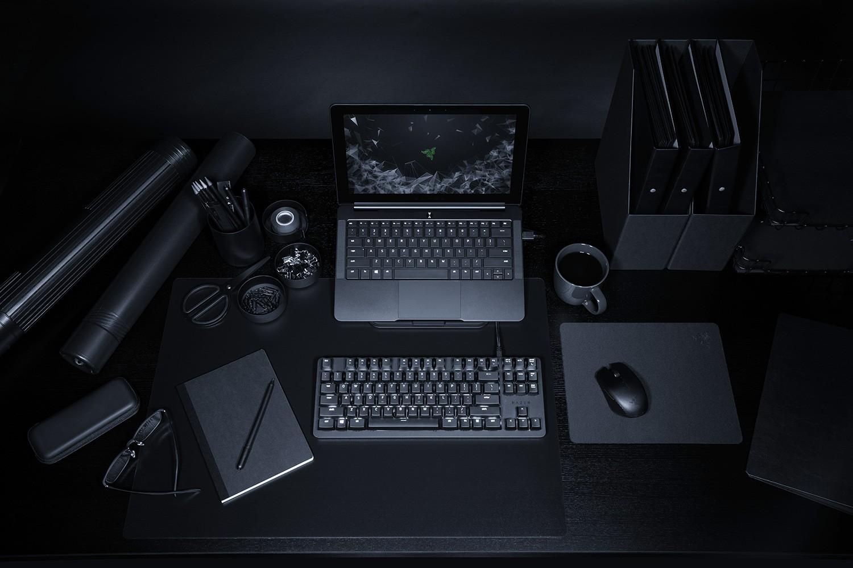 Razer представила компактную механическую клавиатуру для работы