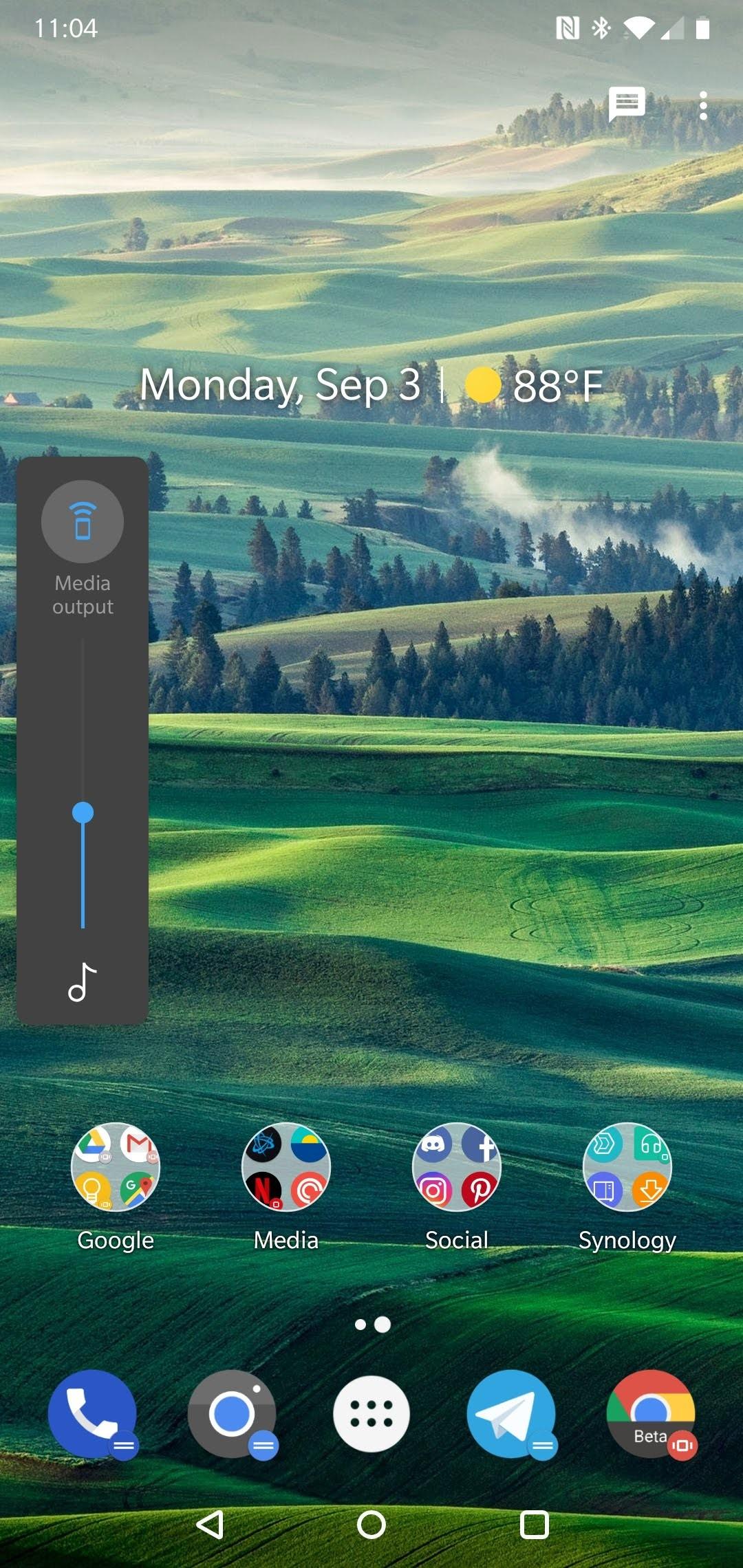 Вышла первая бета-сборка OxygenOS на основе Android P для OnePlus 63