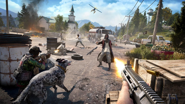 Раскрыты системные требования Far Cry 5 для PC1