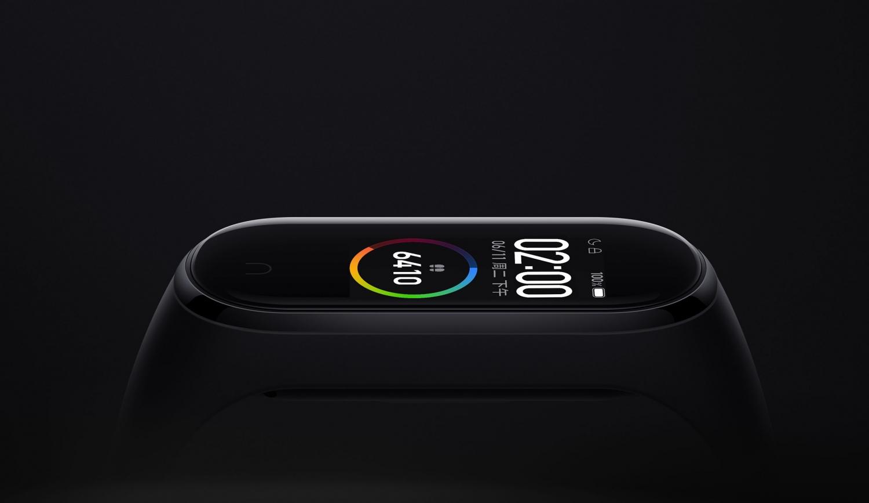 Xiaomi официально представила умный браслет Mi Band 4 с NFC3