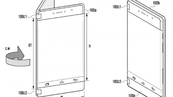 Складывающийся смартфон Samsung обойдётся в две тысячи долларов2