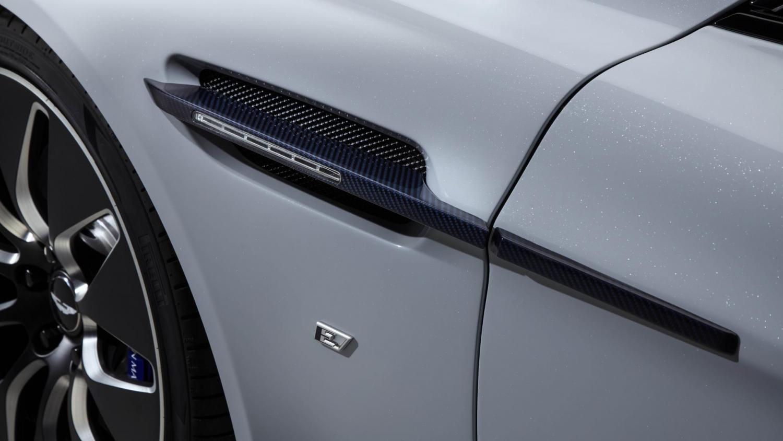 Aston Martin представила свой первый электромобиль2