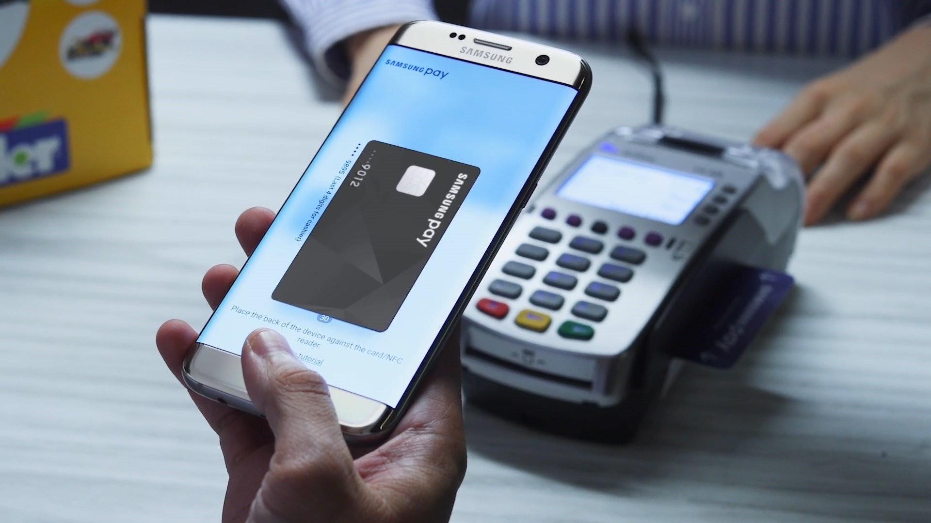 Samsung Pay получил поддержку PayPal в США
