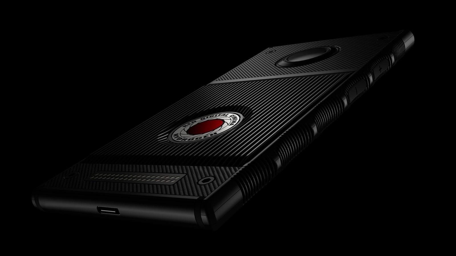 RED опубликовала первые официальные рендеры Hydrogen One