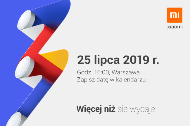 Xiaomi Mi A3 представят в Польше 25 июля1