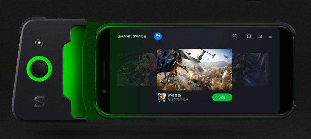 Xiaomi представила игровой смартфон Black Shark3