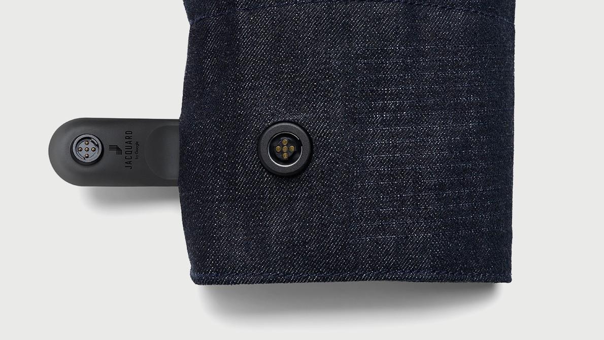 Смарт-куртка от Google и Levi's научилась новым функциям