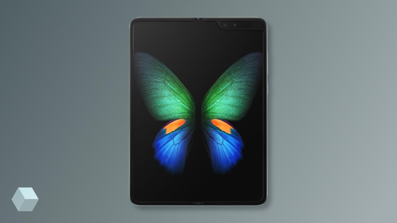 Официально: Samsung начнёт продажи Galaxy Fold в сентябре