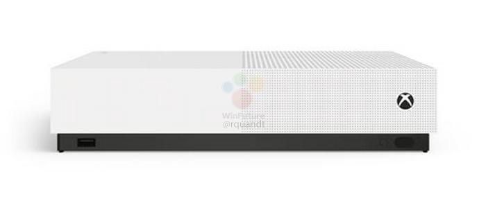 Microsoft перевыпустит консоль Xbox One S без оптического привода4