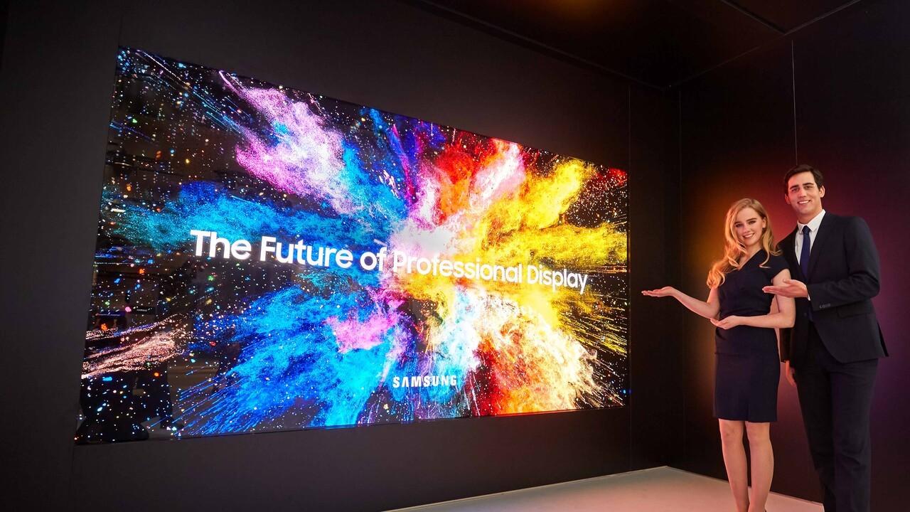 Samsung к концу 2020 года прекратит производство ЖК-дисплеев
