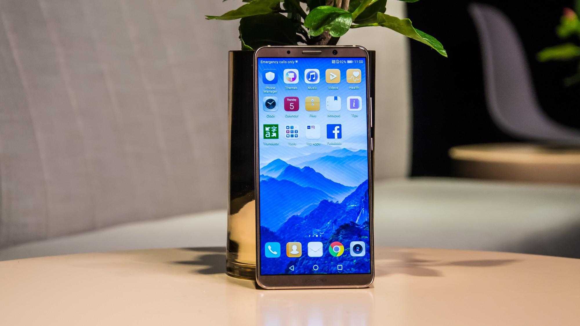 Huawei запускает услугу ремонта устройств с доставкой