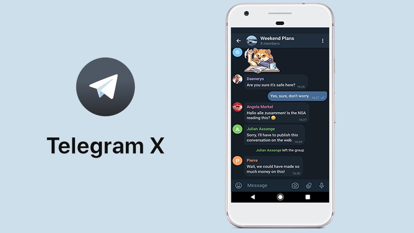Главные отличия Telegram X от Telegram на Android
