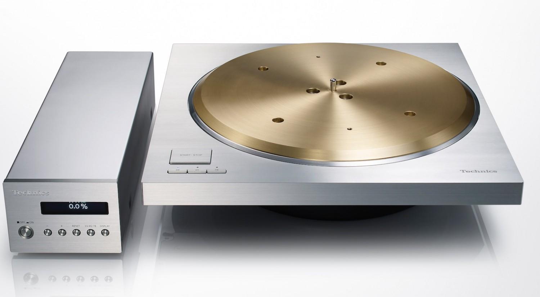 Виниловые проигрыватели Panasonic для любителей премиум-звучания1