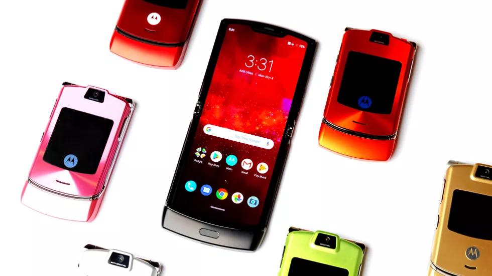 Motorola Razr: та самая «раскладушка», но с гибким экраном8