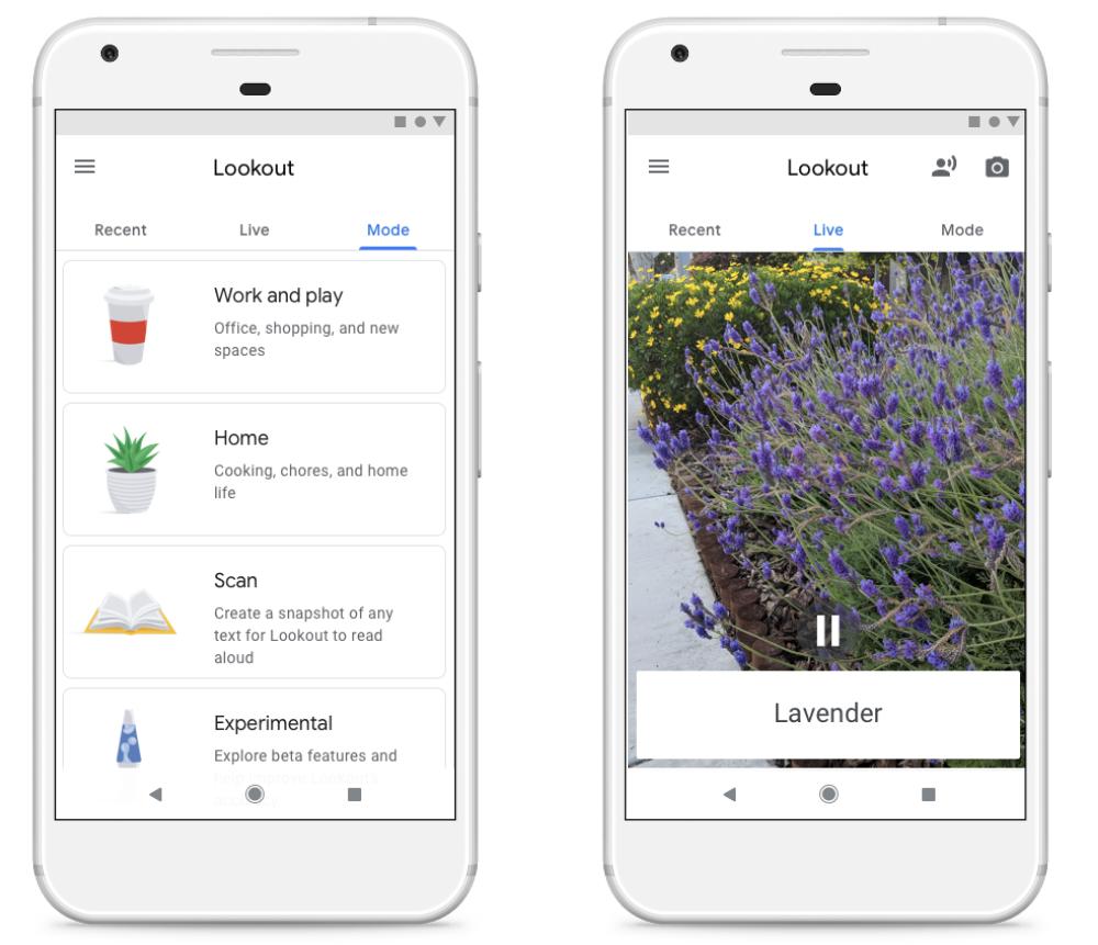 Google работает над приложением для помощи слабовидящим0