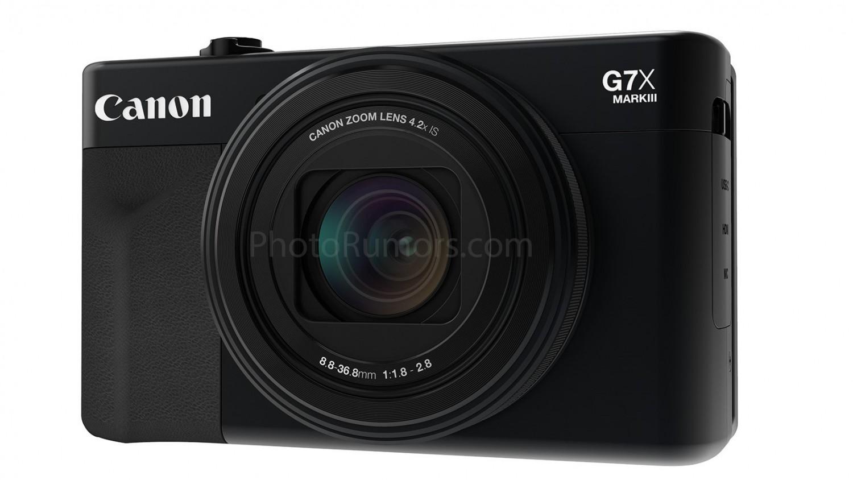 Canon готовит достойного конкурента Sony RX1002
