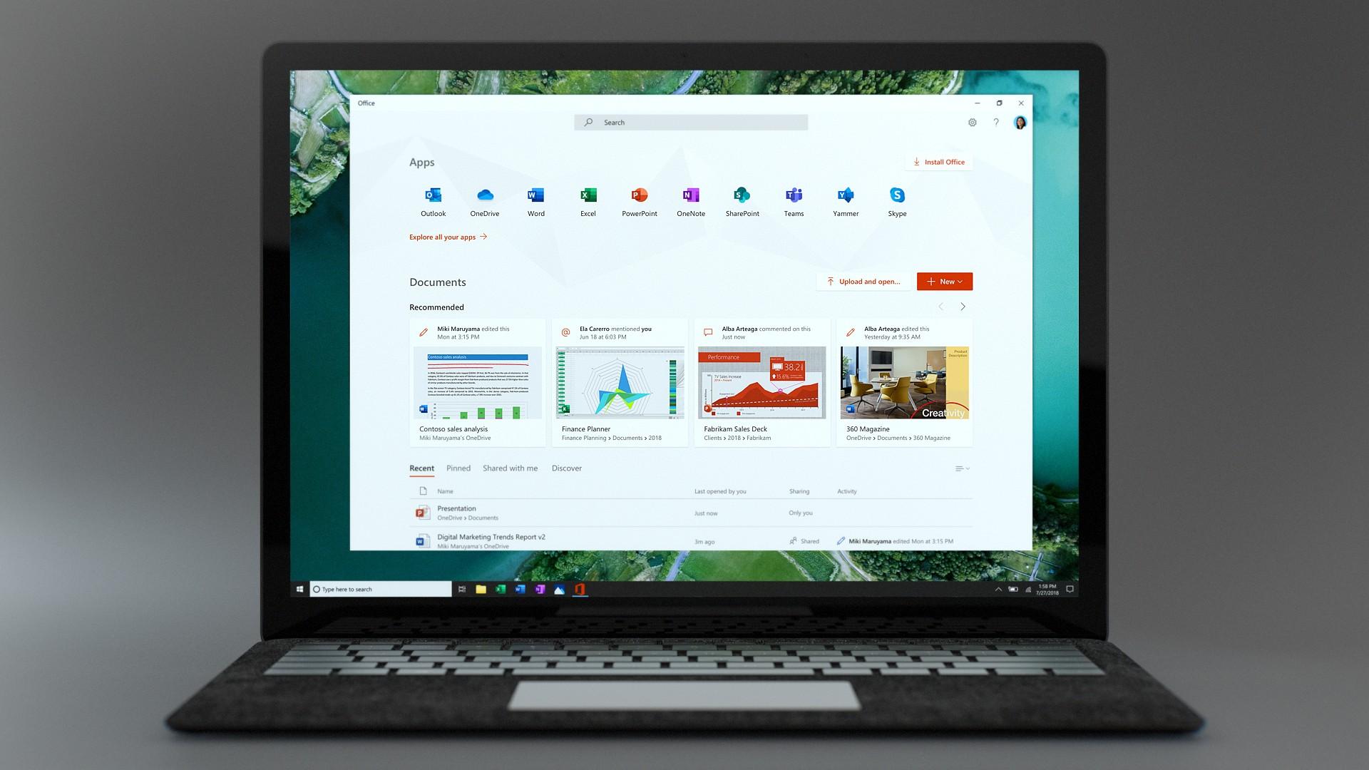 Microsoft анонсировала нового компаньона для Office