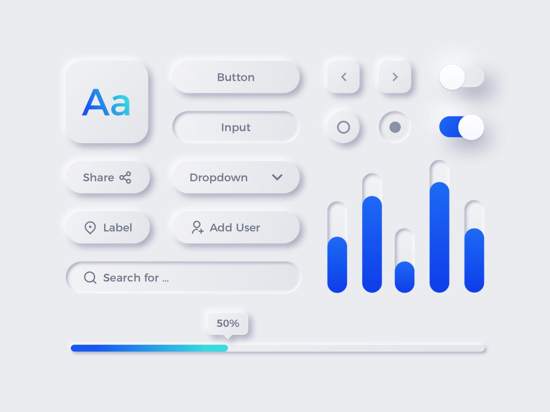 Как Apple использует Soft-UI: дизайн будущего1