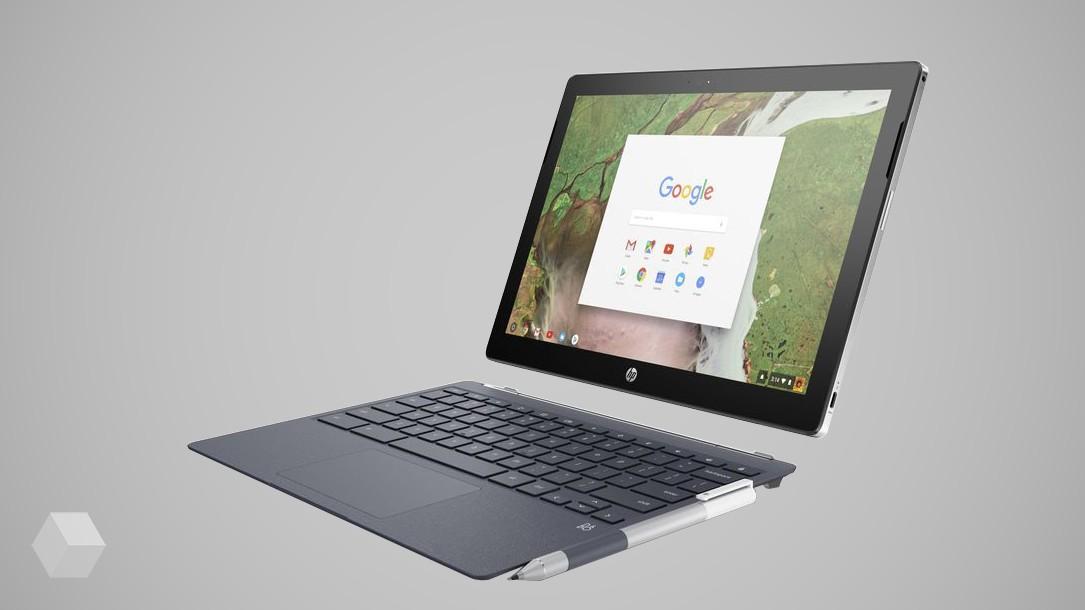 HP представила ответ iPad Pro на Chrome OS