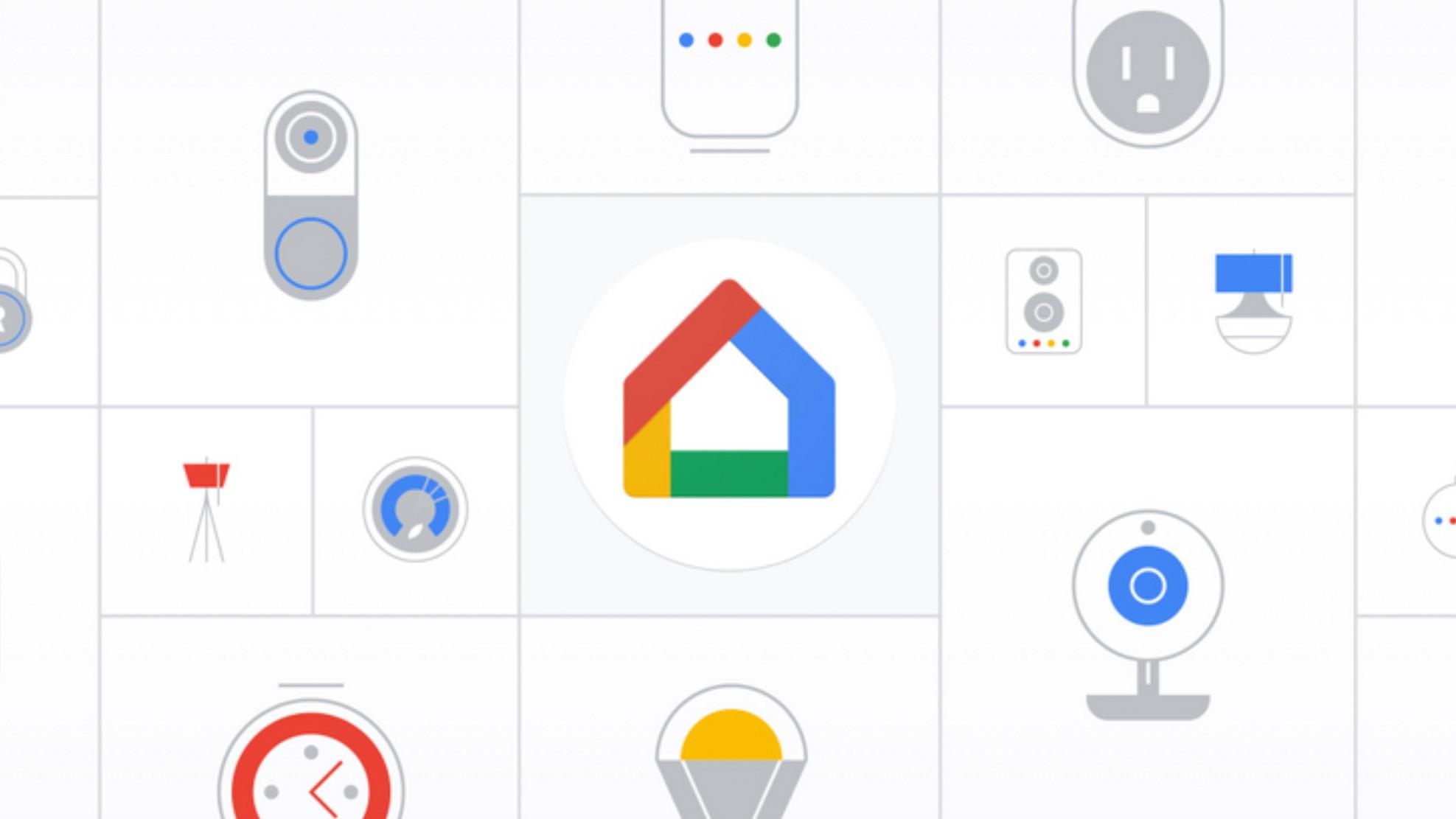 Приложение Google Home получило новый дизайн
