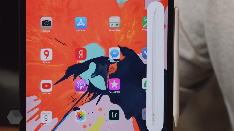 Обзор iPad Pro 2018 — самый крутой iPad9